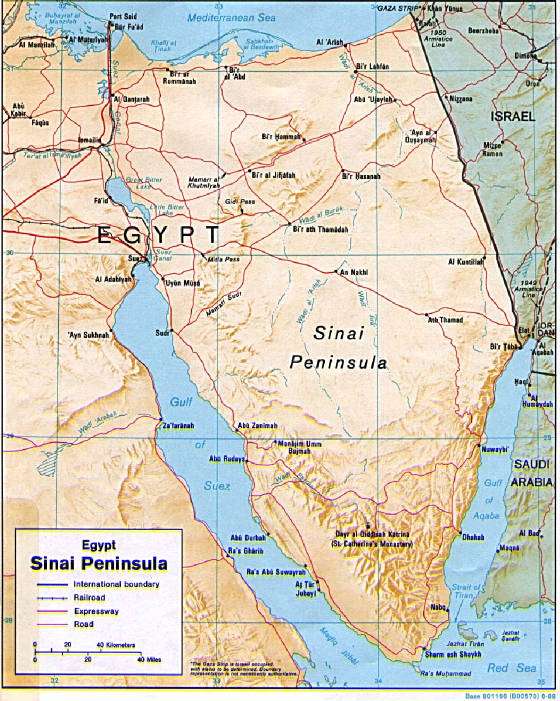 EXODUS RED SEA CROSSING SPECTACULAR PROOF THE TRUE CROSSING - Map of egypt moses