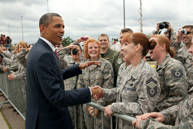 Top generals: Obama is 'purging the military' says the F. Michael ...